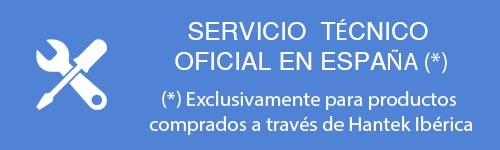 Servicio tecnico Hantek en España